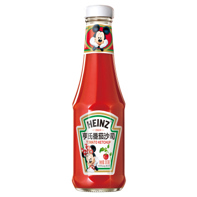 亨氏番茄沙司300g/瓶