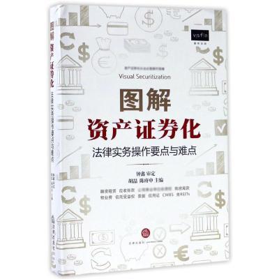 圖解資產證券化 胡喆,陳府申 主編 社科 文軒網