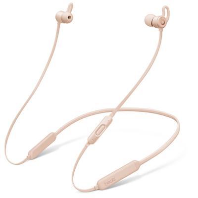 【二手99新】Beats X 蓝牙 魔音耳机入耳式x颈挂脖式魔音B耳塞式线控麦-授权店哑光金99新裸机送配件