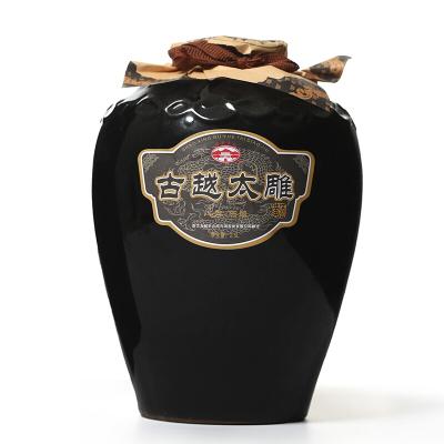 古越龍山 八年陳太雕酒 半甜型 2.5L
