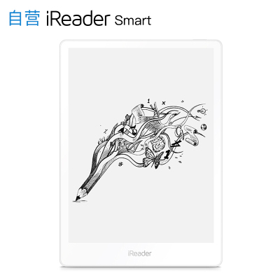 掌阅iReader Smart超级智能本 电子纸 10.3英寸 电纸书阅读器 电子笔记本 电子书墨水屏 32G 白色
