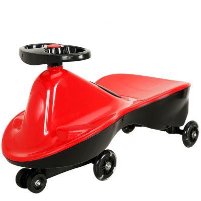 好娃娃howawa兒童扭扭車小孩玩具車溜溜車搖搖車搖擺車滑行車健身車平衡車 否折疊靜音閃光輪 塑膠 免安裝3-10歲