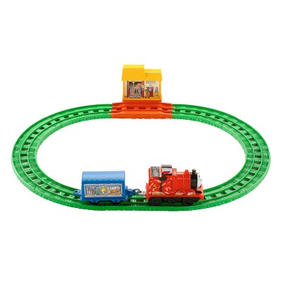 Thomas & Friends 托马斯和朋友托马斯电动系列之基础轨道套装DVJ81