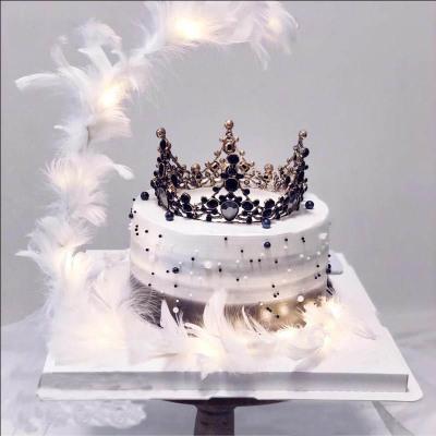 臻香滋 8寸巴洛克皇冠生日蛋糕 蘇州上海南京廣州北京同城配送