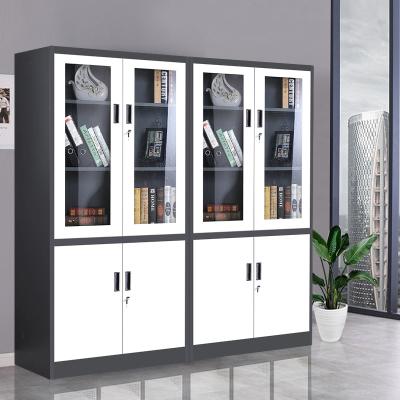 姬氏陆零 钢制文件柜办公柜 档案柜 器械柜 多层储物柜 财务凭证柜