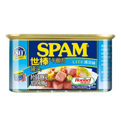 世棒 午餐肉-清淡198g