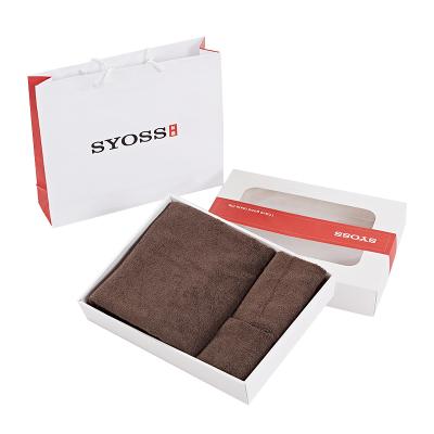 SYOSS брендийн 3 хос баннины алчуур