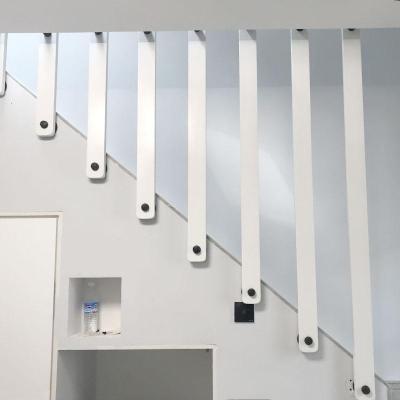 法耐(FANAI)实木复欧式楼梯幼儿园扶手室内防护栏杆别墅阁楼立柱围栏 支持定做尺寸