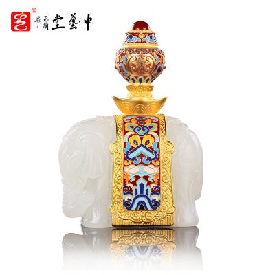 中藝盛嘉 宮廷玉器 太和寶象 和田玉羊脂白玉版