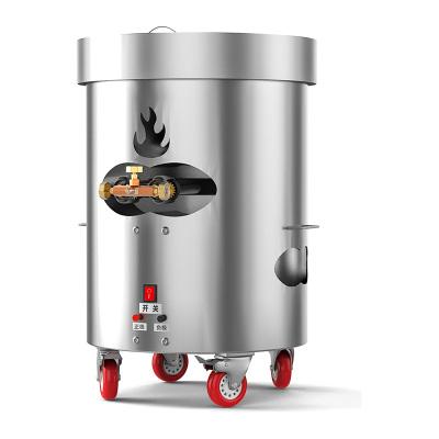 商用炒貨機糖炒栗子花生納麗雅(Naliya)瓜子機小型全自動燃氣電熱多功能炒板栗機 15型(燃氣立式)
