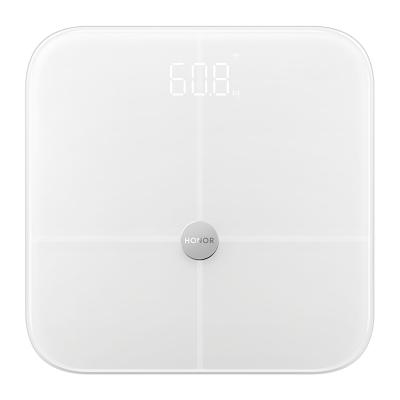 【新品】榮耀智能體脂秤 WiFi版 白色 AH110
