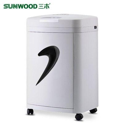三木(SUNWOOD)SD9331精致系列碎紙機-(4級保密、可碎紙、碎針、碎卡)