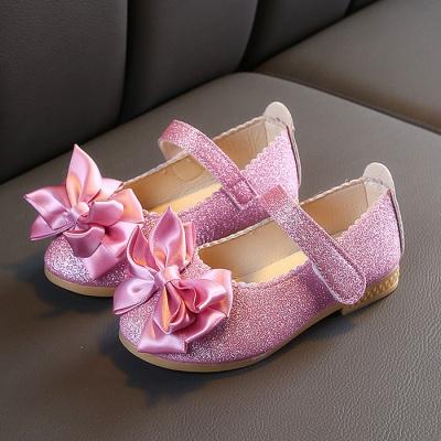 搭啵兔2020春秋女童公主鞋韓版表演兒童小皮鞋中童單鞋女童鞋亮皮演出【3月28日發完】