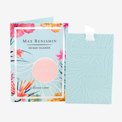 MAX BENJAMIN 海島系列 香氛片 波拉波拉島 20g