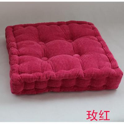 日式榻榻米墊子加大加厚色坐墊飄窗墊餐椅墊40/45/50方圓定做
