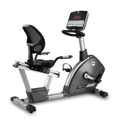 必艾奇(BH)商用卧式健身车室内静音磁控太空漫步机企业单位健身房H775BM_LED送货上门 免费安装