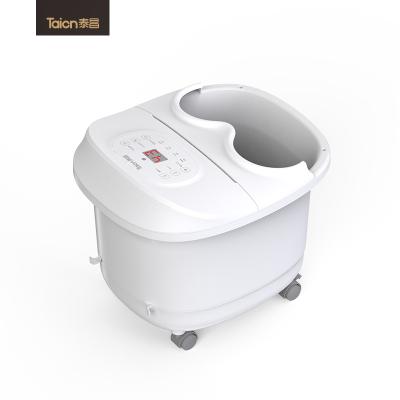 泰昌(TAICHANG) TC-10EZ6B5自動加熱洗腳盆太極轉盤家用足療養生足浴盆