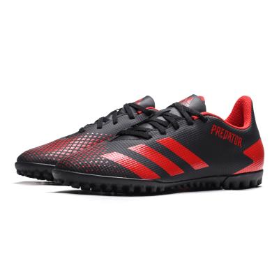 阿迪達斯男鞋足球鞋PREDATOR 20.4 TF比賽訓練運動鞋EE9585