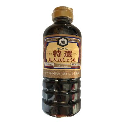 日本原裝進口醬油 龜甲萬字牌醬油 壽喜鍋醬油 丸大豆特選釀造醬油(烹調和佐餐用)
