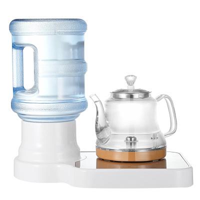 榮事達(Royalstar)飲水機家用辦公室臺式小型迷你速熱茶飲機開水機桌面茶吧機 溫熱 CY-8133