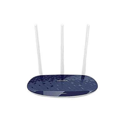 TP-LINK(普联) TL-WR886N(宝蓝) 450Mbps无线路由器 家用智能WiFi 穿墙