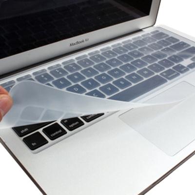 筆記本電腦通用鍵盤保護膜 防塵硅膠貼膜 聯想華碩戴爾宏基惠普筆記本鍵盤膜通用透明 15寸電腦保護膜貼
