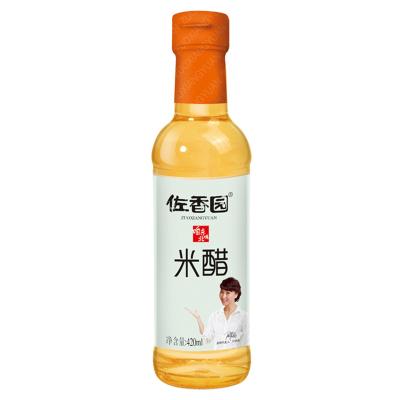 佐香园 米醋 420ml 烹饪 凉拌 厨房调味