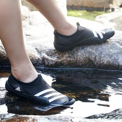 Adidas/阿迪达斯 男鞋 透气户外溯溪鞋涉水鞋M29553