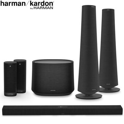 哈曼卡顿harman/kardon Citation5.1套装无线蓝牙回音壁音响家用客厅电视家庭影院音箱 音乐魔力旗舰版