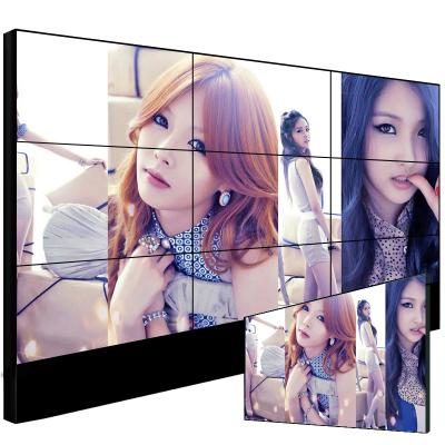 悅華科技 三星46寸液晶拼接屏超窄邊3.5MM電視墻多媒體會議系統顯示屏低亮