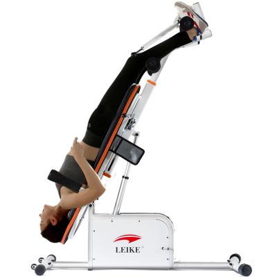 雷克Leike專業電動倒立機家用健身器材輔助倒立器拉伸牽引倒掛倒吊器