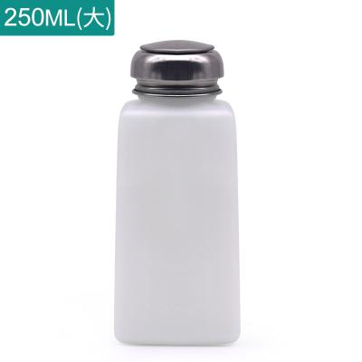 酒精瓶120/180/250ML按壓式出工業水酒精壺維修用裝洗板水瓶子 250ml酒精瓶