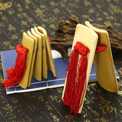 美德威MIDWAY演出快板竹板 原色成年人書板 5片竹子響板天然老竹MH600