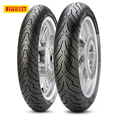 倍耐力天使踏板胎 ANGEL SCOOTER 摩托车轮胎前胎:100/90-10