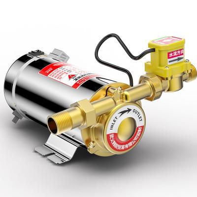 歐萊德增壓泵小型家用全自動加壓泵自來水熱水器太陽能管道水泵 128W不銹鋼全自動增壓泵贈配件