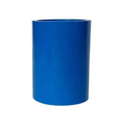 帮客材配 冰一点 中央空调专用排水接头 PVC直接(蓝色)规格:φ32 单价0.48元/个 起售数量50 250个免邮