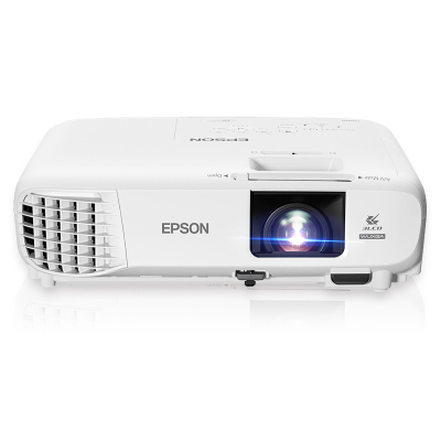 愛普生(EPSON)CB-W05商務辦公投影機 教學會議投影 家用高清投影儀(1280×800分辨率 3300流明 )