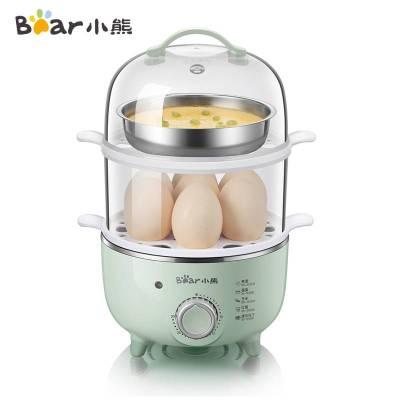 小熊(bear)煮蛋器 ZDQ-C14U2 早餐機2層容量