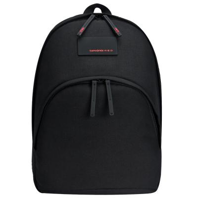 新秀麗(Samsonite)雙肩包背包 商務休閑書包筆記本包 男女款蘋果電腦包 14英寸 BU3*09001