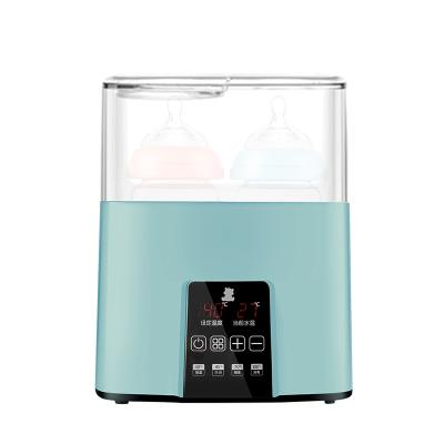 小白熊暖奶器多功能溫奶器熱奶器奶瓶智能保溫加熱消毒恒溫器HL-0990