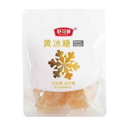 舒可曼黄冰糖454克/袋装 无漂白传统老冰糖 调味品 舒可曼(SUGARMAN)出品 国产