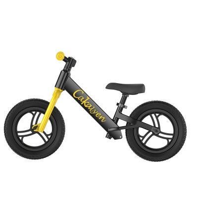 Cakalyen 可萊茵 平衡車兒童自行車寶寶滑步車兩輪滑行車12寸皇家騎士系列 K01 升級款免充氣帶腳踏