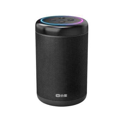 小度智能音箱大金剛 WiFi/藍牙音箱 炫彩紅外遙控器 百度海量內容 貼心兒童模式 智能語音操控音響