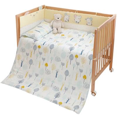 棉花堂梭織被套嬰兒童床上用品純棉幼兒園寶寶小孩床品被罩單件冬