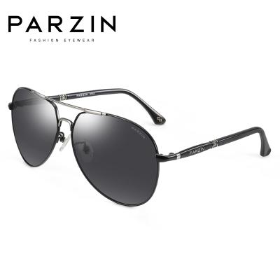 帕森太陽眼鏡 男士板材偏光太陽鏡駕駛時尚蛤蟆鏡 新款墨鏡8033A