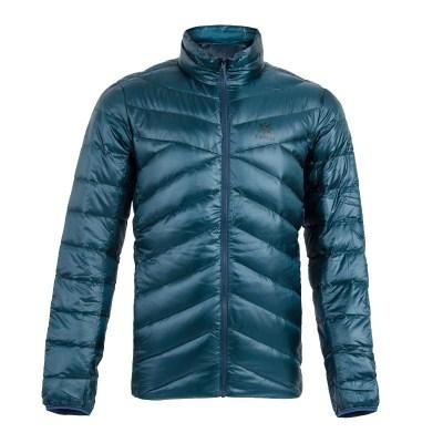 凯乐石羽绒服男800蓬鹅绒户外运动立领轻量羽绒外套90%含绒