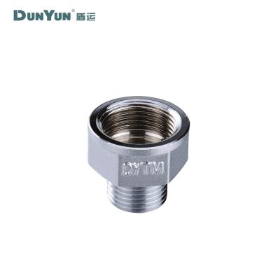 盾運(DUNYUN)燃氣內牙銅六變四 6分內絲轉4分外絲 整箱銷售 360只/箱