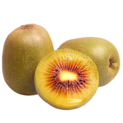 【一賢-西沛】(3件免郵 3的倍數件發貨) 西沛 四川紅心獼猴桃中果5枚裝70-90g中果 獼猴桃奇異果 水果