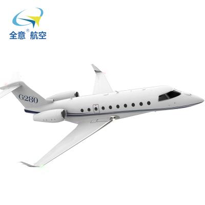 湾流G280公务机全意航空出租销售 商务飞行 飞机真机 公务机租赁 真飞机销售