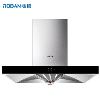 老板(ROBAM)油烟机单机19立方360pa高风压欧式触控式低噪吸油烟机CXW-200-67A1抽油烟机